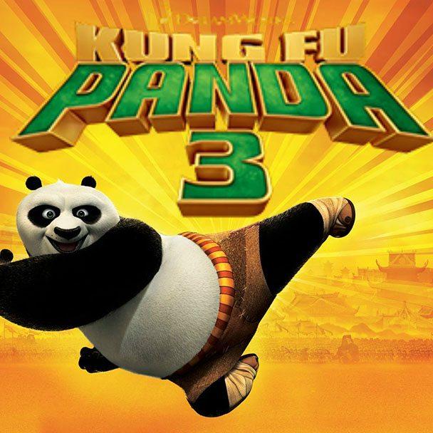 Kung Fu Panda 3 - Bafta Kids Vote 2016