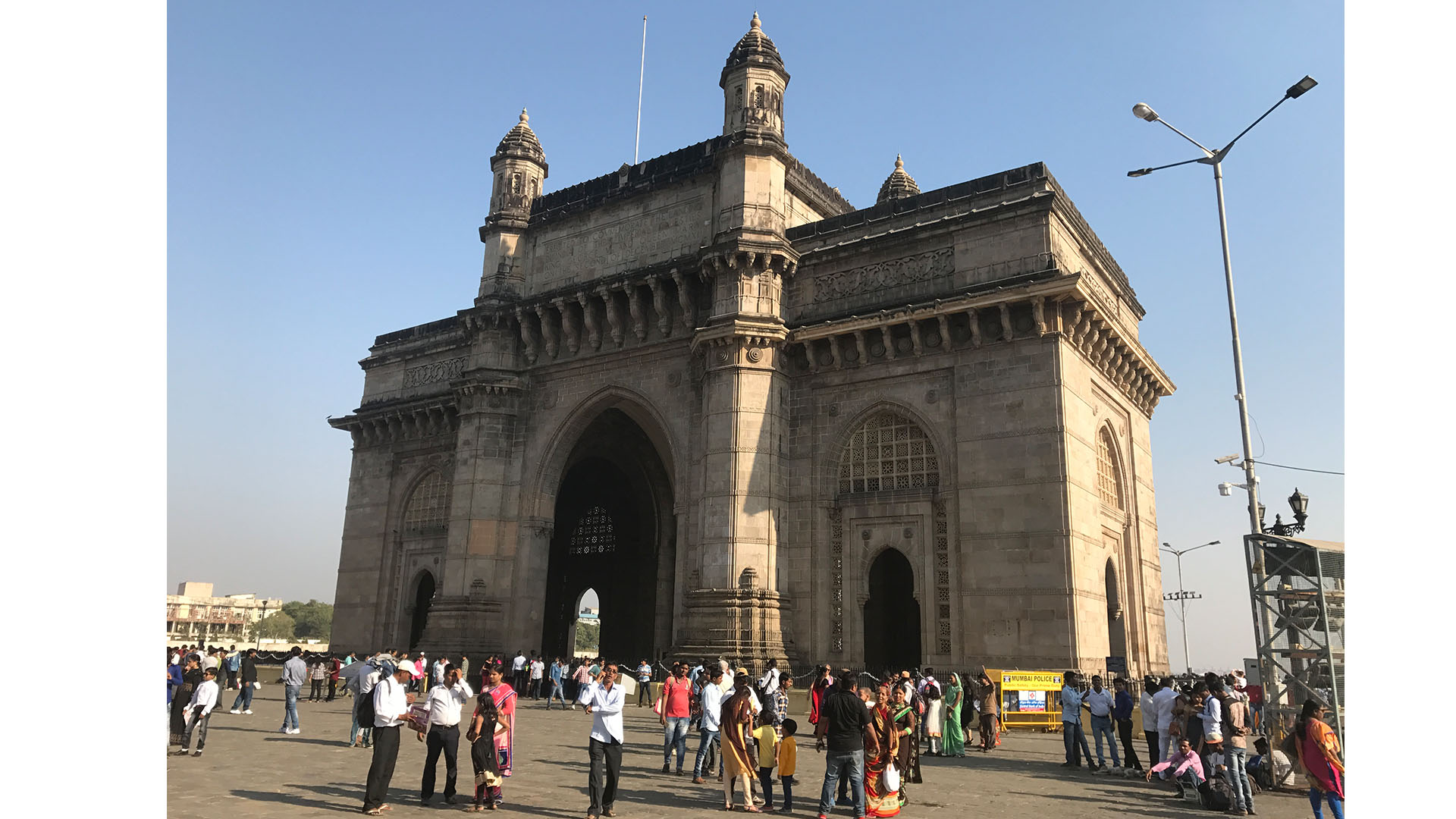 The Gateway to India. Mumbai.