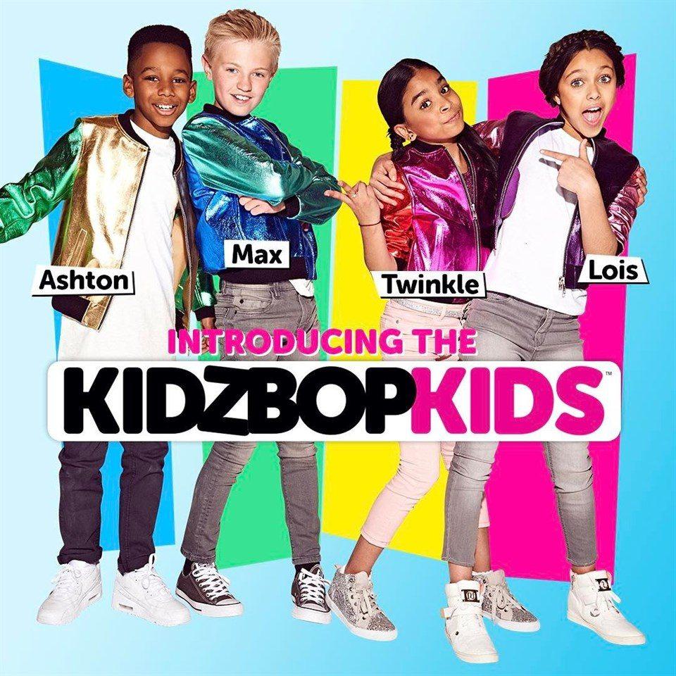 Kidz Bop 2018 Album Competition - Nigel Clarke Presenter