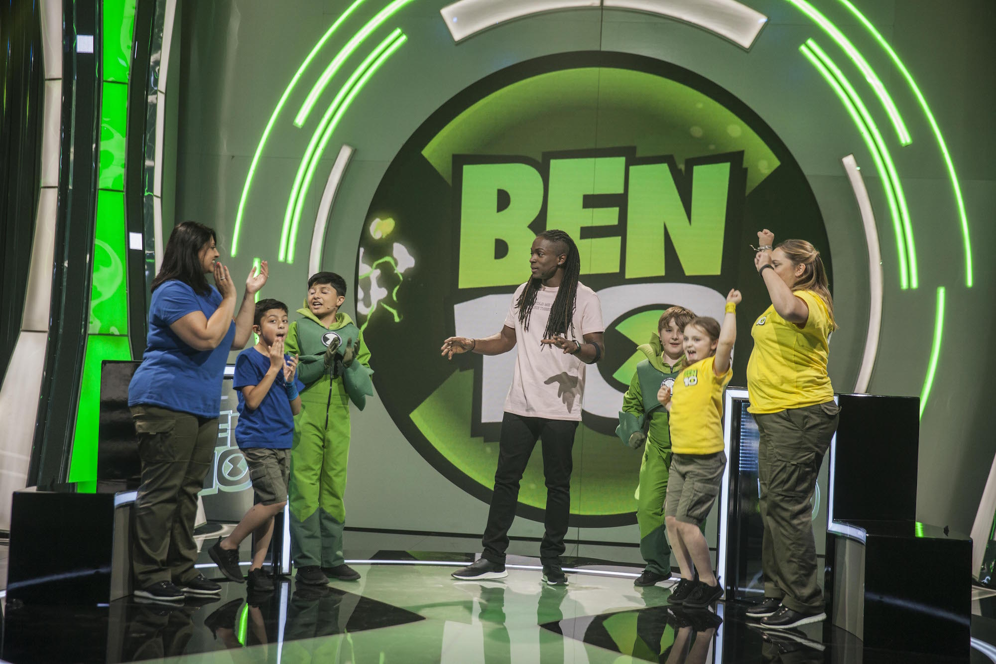 Ben 10 Challenge on CITV
