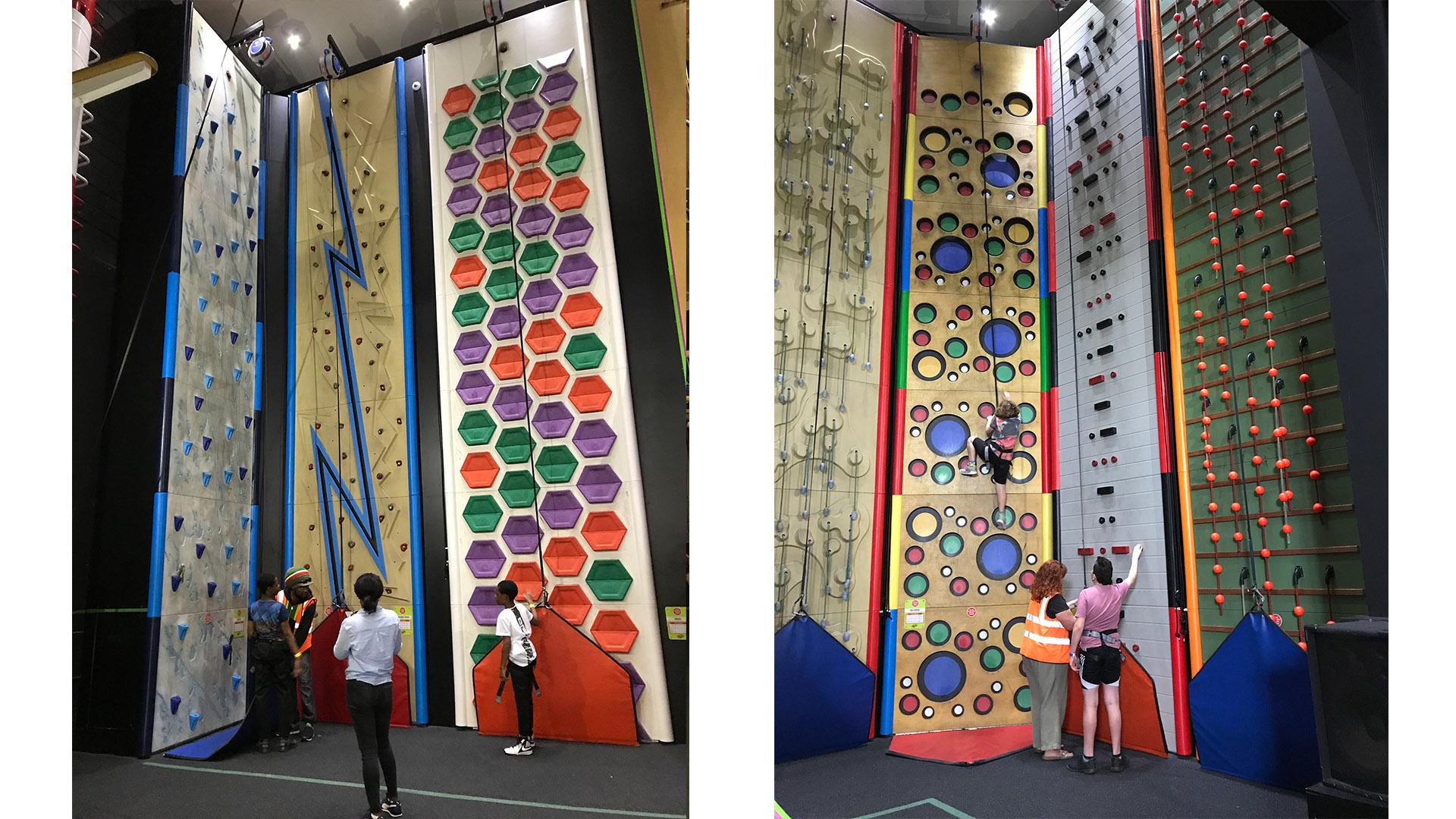 RockReef Climbing walls 01